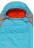 VAUDE Cheyenne 500 Down - Sacos de dormir - naranja/azul